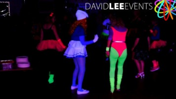 UV Party 80's Theme
