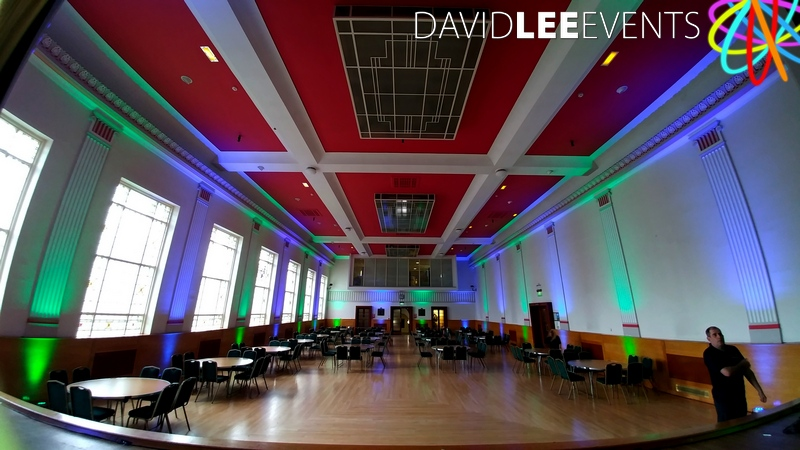 Dukinfield Town Hall Charity Event
