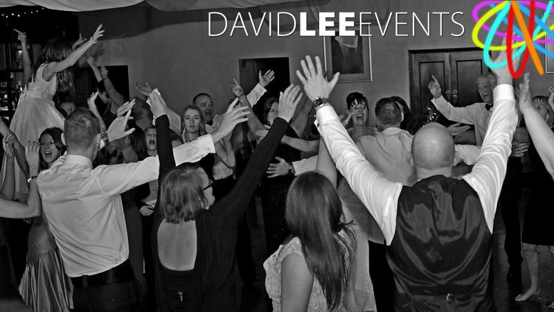 David Lee Events Wedding DJ Service