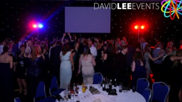 DJ & Lighting for Corporate Events